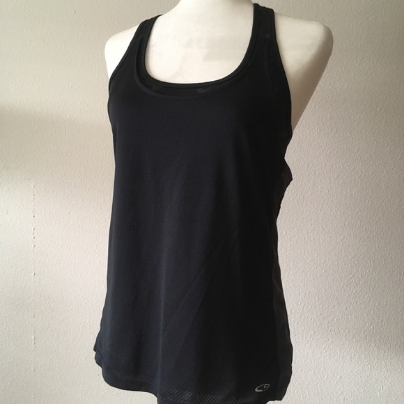 94472b6f450 Champion Tops | Workout Tank Top With Built In Sports Bra | Poshmark